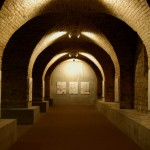 Ausstellung Alles fließt, Mainzer Katakomben, 2003