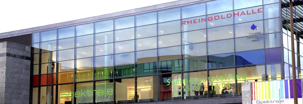Spektrale 2011, Rheingoldhalle Mainz