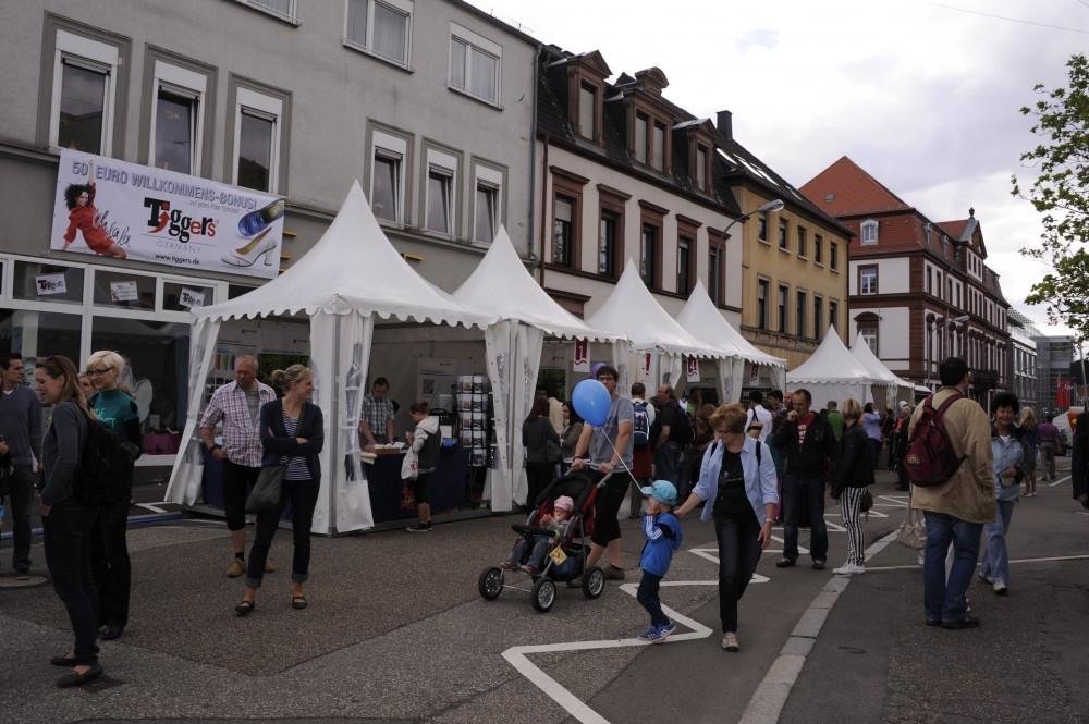 Wasserfest beim Rheinland-Pfalz-Tag 2013