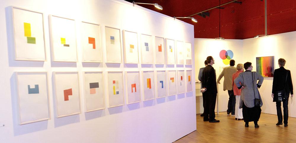Spektrale 2011, Ausstellung zu Licht und Farbe in Kunst und Wissenschaft