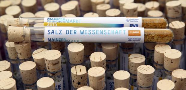 Mainzer Wissenschaftsmarkt 2015 - Salz der Wissenschafts 2015